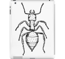 Ant Drawing iPad Case/Skin