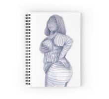 Beth Ditto Spiral Notebook