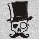Skull Chap by AngryMongo