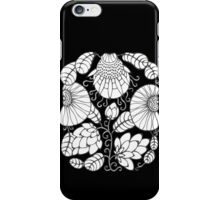 Flower pattern. iPhone Case/Skin