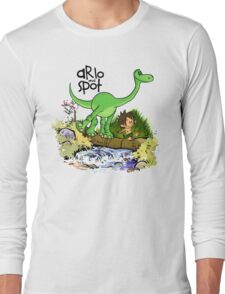 Arlo and Spot  Long Sleeve T-Shirt