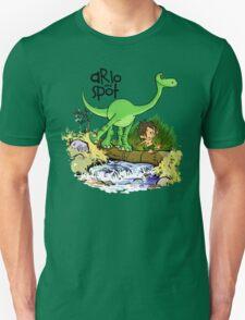 Arlo and Spot  T-Shirt