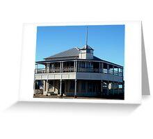 A Pub in Bowen Greeting Card