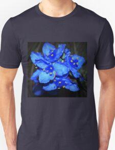 Blue beauties Unisex T-Shirt