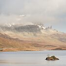 Loch Fada and the Storr by Christopher Cullen