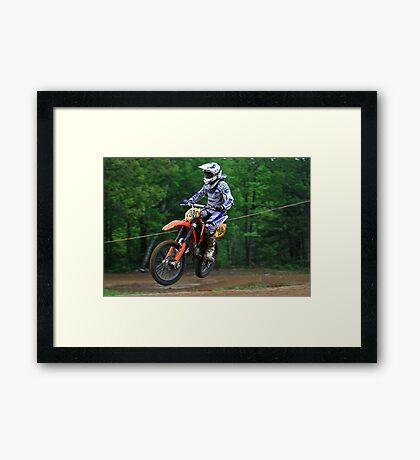 Skowhegan 5/29/11 #109 Framed Print