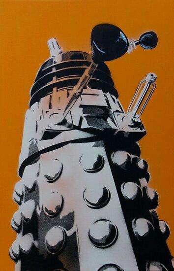 Dalek by Gary Hogben