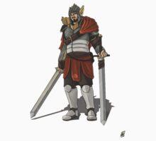 James The Swordsmen Kids Clothes