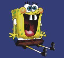 spongebob by jelangdzuhur