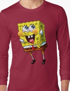 spongebob Long Sleeve T-Shirt
