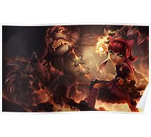 Annie - League of Legends Poster