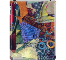 Assemblage  iPad Case/Skin