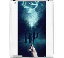 harry potter expecto patronum iPad Case/Skin