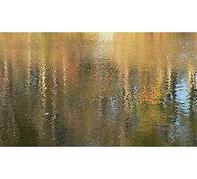 Water colours Photographic Print