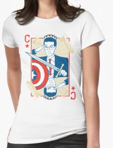 King Colbert Womens Fitted T-Shirt