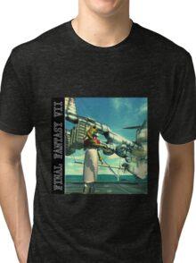 Final Fantasy VII - Aeris / Aerith Tri-blend T-Shirt