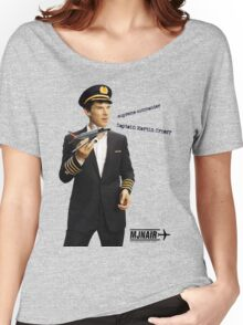 I wanted to be an aeroplane! Women's Relaxed Fit T-Shirt