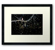 "Wushu series - ""Sparkles""  Framed Print"
