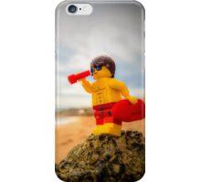 Baywatch Lego  iPhone Case/Skin