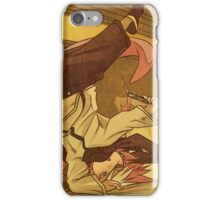 kinzu Zhatoo (dra-una) iPhone Case/Skin