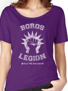 Magic the Gathering: Boros Legion Guild Women's Relaxed Fit T-Shirt