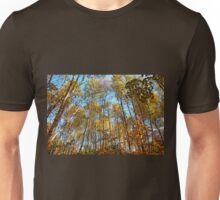 Autumn Gold Unisex T-Shirt