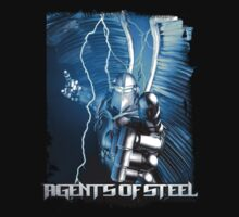 Agents Of Steel 1 by m29creative