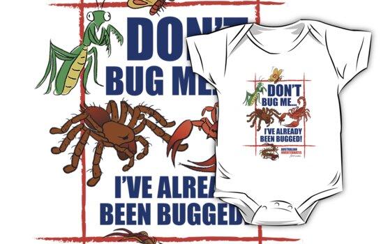 Don't Bug Me. The Australian Invertebrates Forum by AustInvertForum