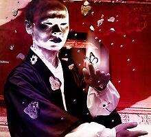 """Wushu series """"Chi Window"""" by Lazius Kaye"""