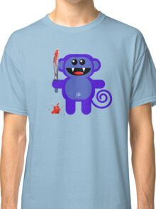 MUNKEY 2 (Cute pet with a sharp knife!) Classic T-Shirt