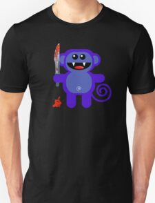 MUNKEY 2 (Cute pet with a sharp knife!) T-Shirt