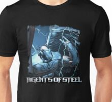 Agents Of Steel 3 Unisex T-Shirt
