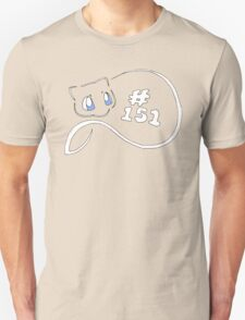 Pokemon 151 Mew T-Shirt