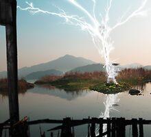 """Wushu series """"Power"""" by Lazius Kaye"""