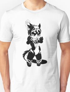 Fazzy cat  Unisex T-Shirt