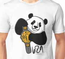The Champ Is Bear! Unisex T-Shirt