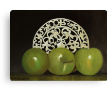 Still Life Study no-7 Canvas Print