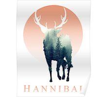 Forest Ravenstag Poster