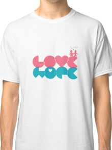 love, hope. Classic T-Shirt