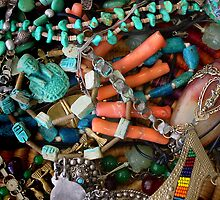 Bangles, Baubles and Beads by Penny Alexander