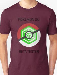 Ingress - Pokemon GO beta tester - V2 T-Shirt