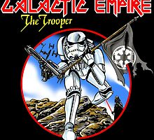Galactic Empire The Trooper by hordak87