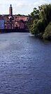 Norwich River View by Darren Burroughs