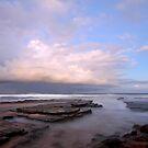 Turimetta beach gutter by Doug Cliff