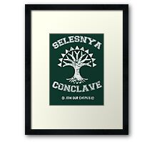 Magic the Gathering: SELESNYA CONCLAVE Framed Print