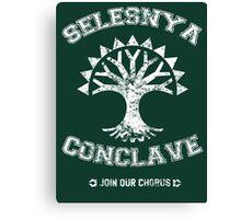 Magic the Gathering: SELESNYA CONCLAVE Canvas Print