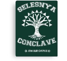Magic the Gathering: SELESNYA CONCLAVE Canvas Print