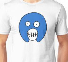 The Mighty Boosh – Blue Mask Unisex T-Shirt