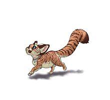 Kittybot Trot by farorenightclaw