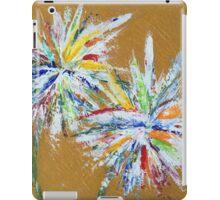 Colourful Flowers iPad Case/Skin
